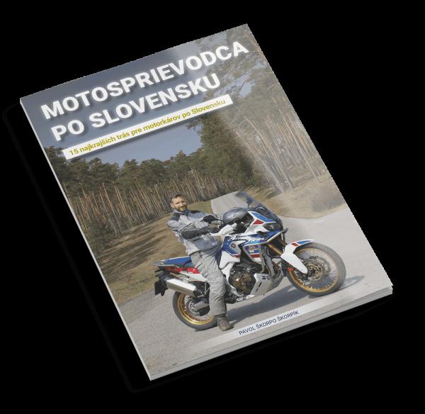 motosprievodca po slovensku kniha