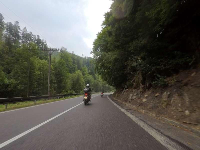 Horské cesty národných parkov